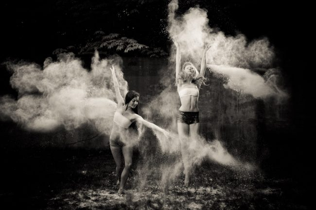 fashion powder dance photography Glastonbury CT