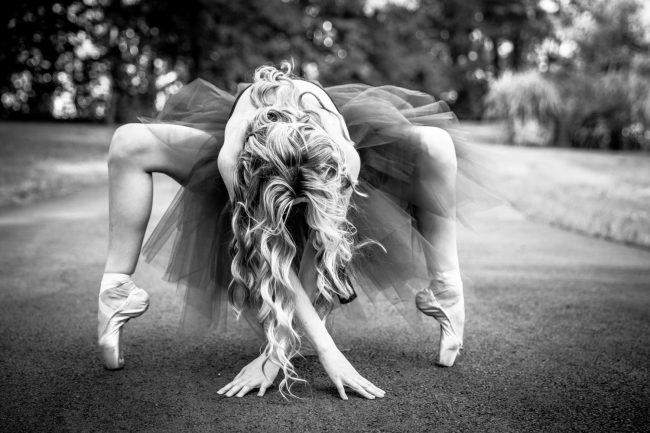Dance ballet pointe fashion nature CT