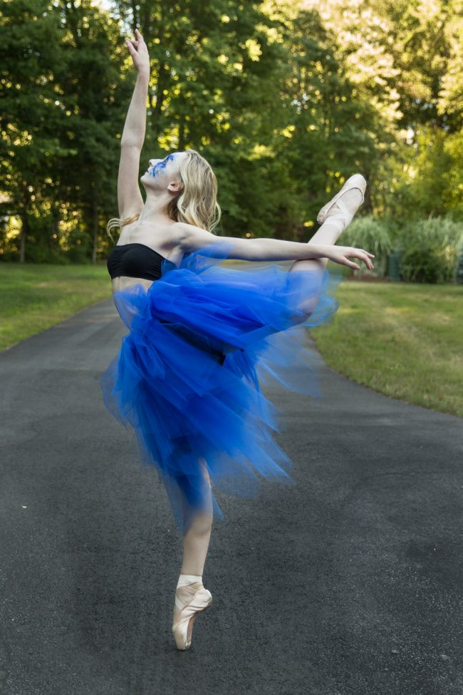 Dance ballet pointe fashion nature CT