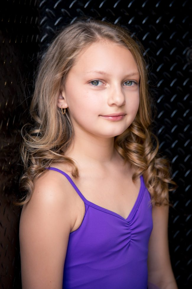 model headshots dancer NYC children
