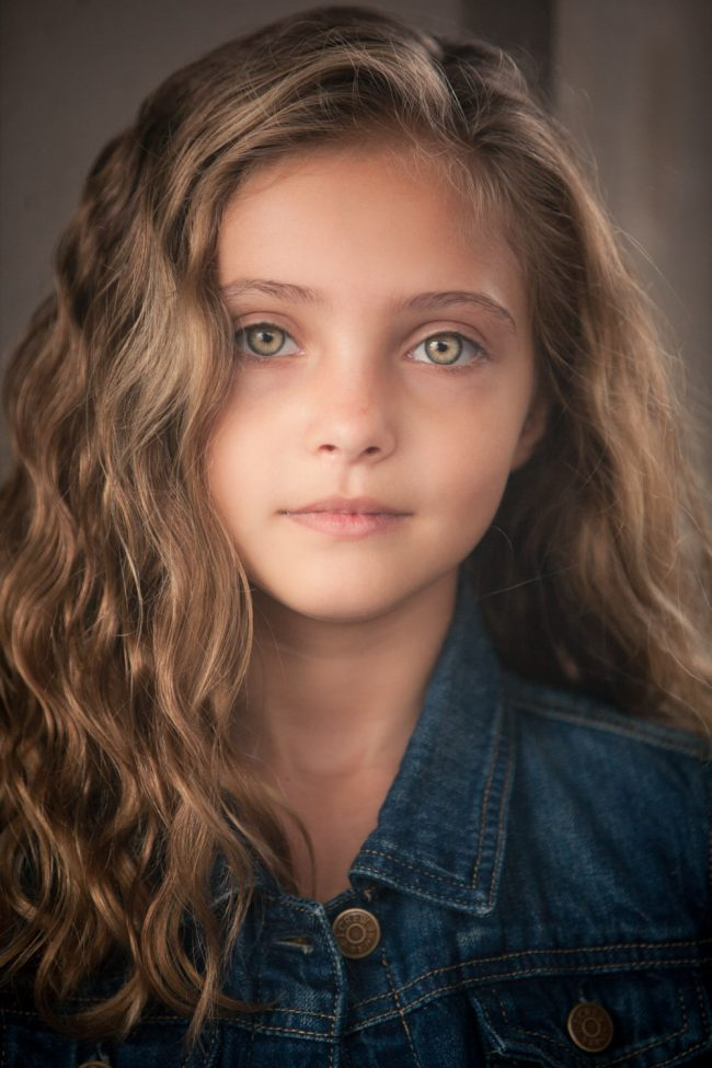 model children girl headshots Hartford CT