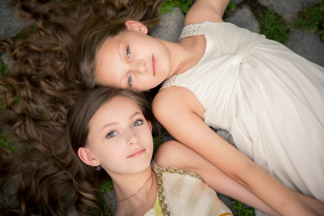 sibling teen children portraits NYC fashion photography
