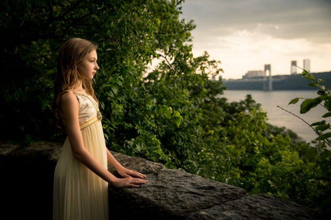 teen portraits NYC fashion photography