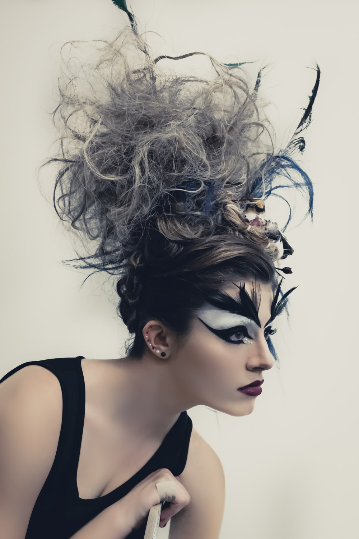 avant garde edgy fashion photography Cromwell CT