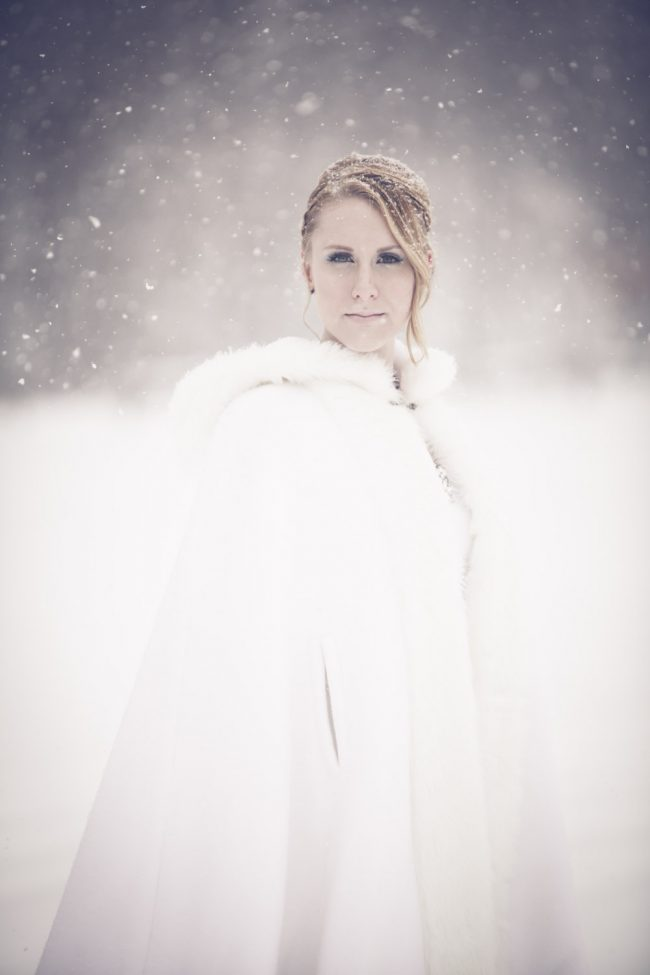 avant garde fashion snow photography Middletown CT