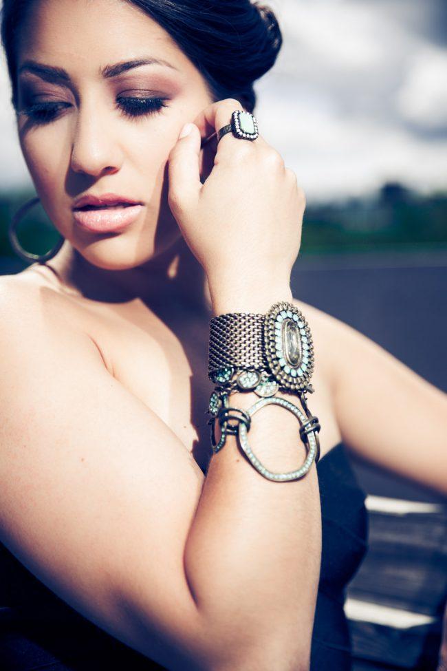lifestyle jewelry photography edgy