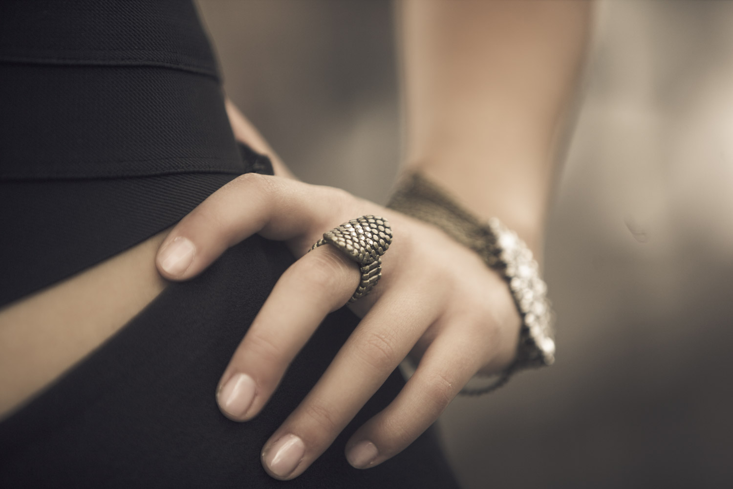 Fashion Picture: Lifestyle Jewelry Photography