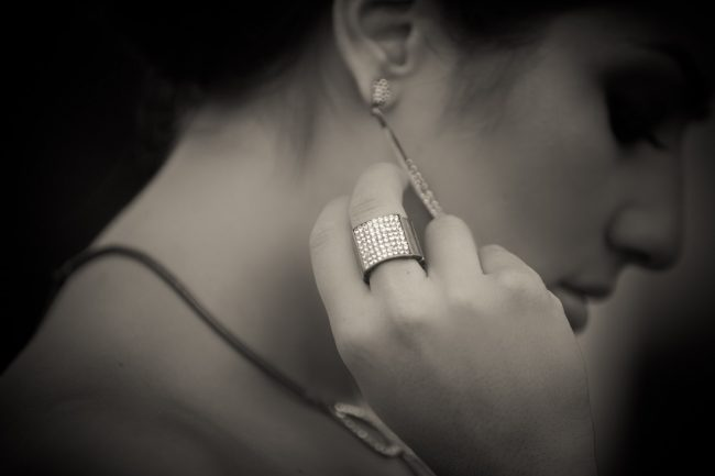 lifestyle jewelry photography ring